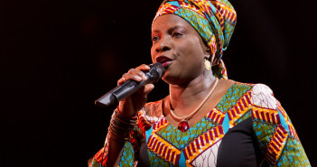 Angelique Kidjo's Eve