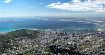 Cape Town. The cities of the world are responsible for 70% of the world's energy related carbon emissions. But smart decisions can make them centres of renewable energy production and energy efficiency .© dirkr/Shutterstock