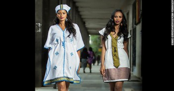 Abugida Fashion is an Ethiopian clothing brand which produces custom-made garments for all occasions. Its designs are a fusion of strong Ethiopian heritage and Western aesthetics. CNN
