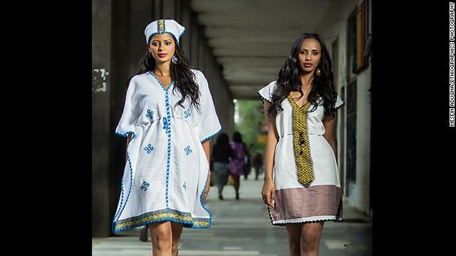Ethiopian Clothing