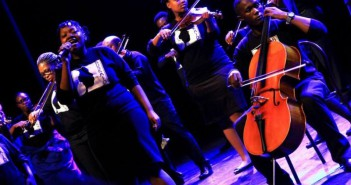 The Buskaid Soweto String Ensemble