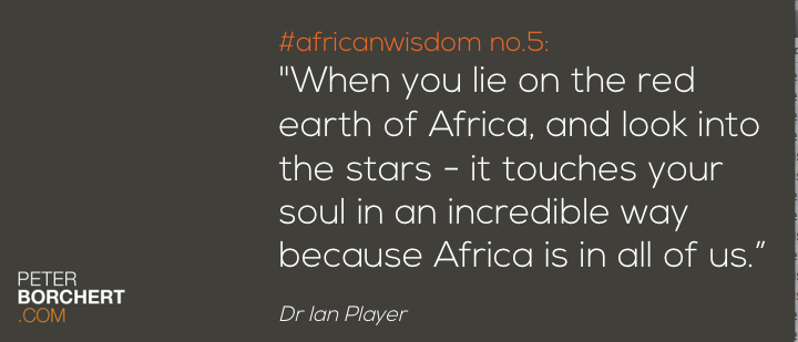 African Wisdom no. 5