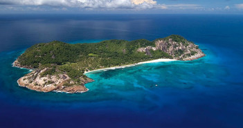 North Island, Seychelles - the Clooney's honeymoon choice.