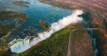 Victoria Falls - copyright : e2dan/sShuttershock