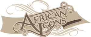 African Icons logo