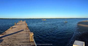 Ibo Island - the dock