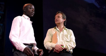 William Kamkwamba talks to TED