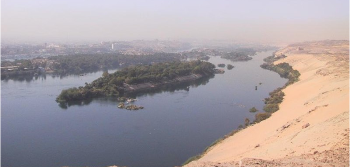 River Nile and hydropolitics